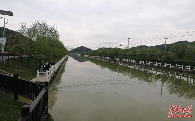 湘潭市河长制工作样板河湖建设现场会召开